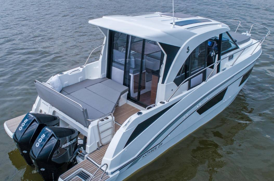 2019 Beneteau boat for sale, model of the boat is 27 Antares & Image # 1 of 2