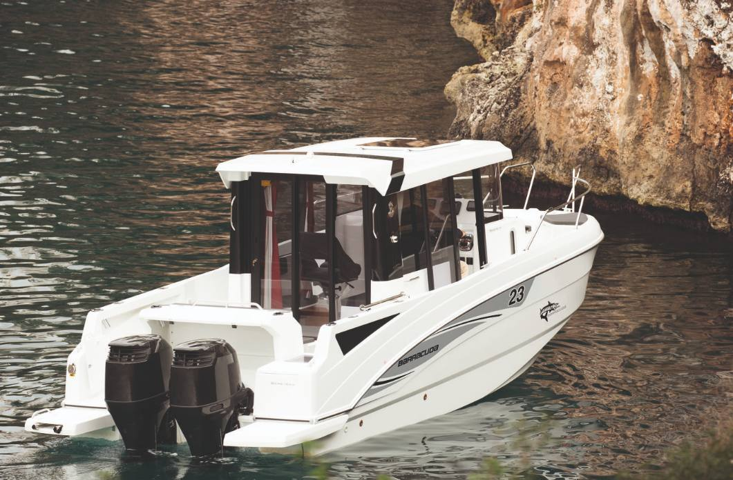 2019 Beneteau boat for sale, model of the boat is 23 Barracuda & Image # 2 of 6
