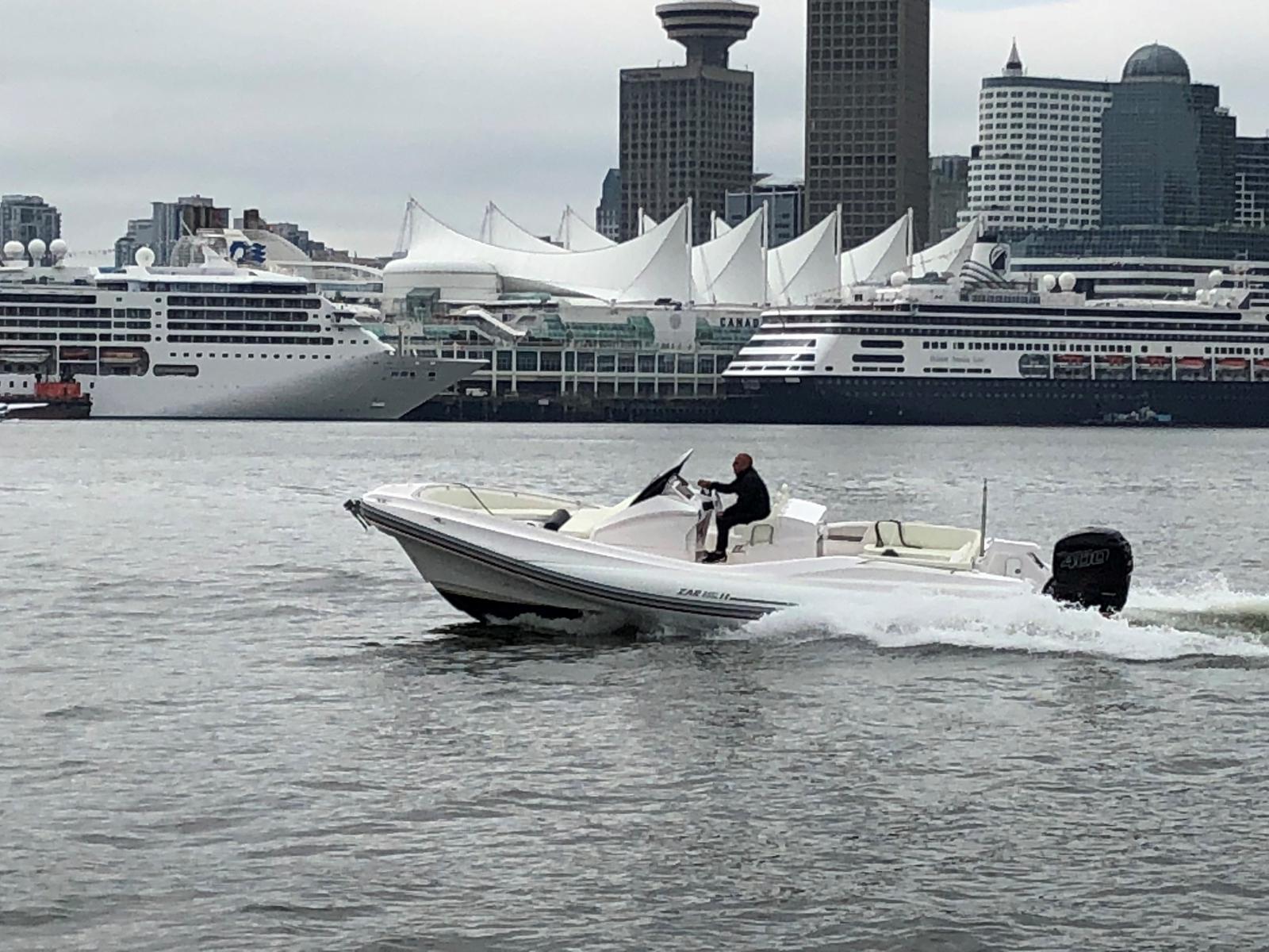 For Sale: 2017 Zar 85sl 27ft<br/>M & P Yacht Centre At Coal Harbour