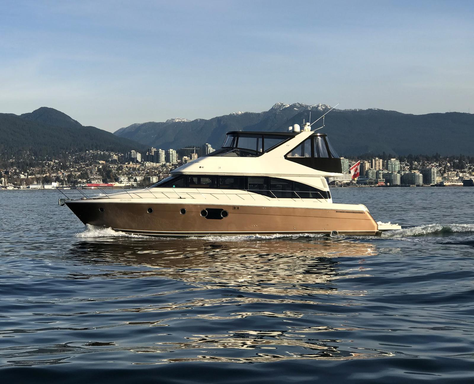 For Sale: 2012 Carver 54 Voyager 54ft<br/>M & P Yacht Centre At Coal Harbour