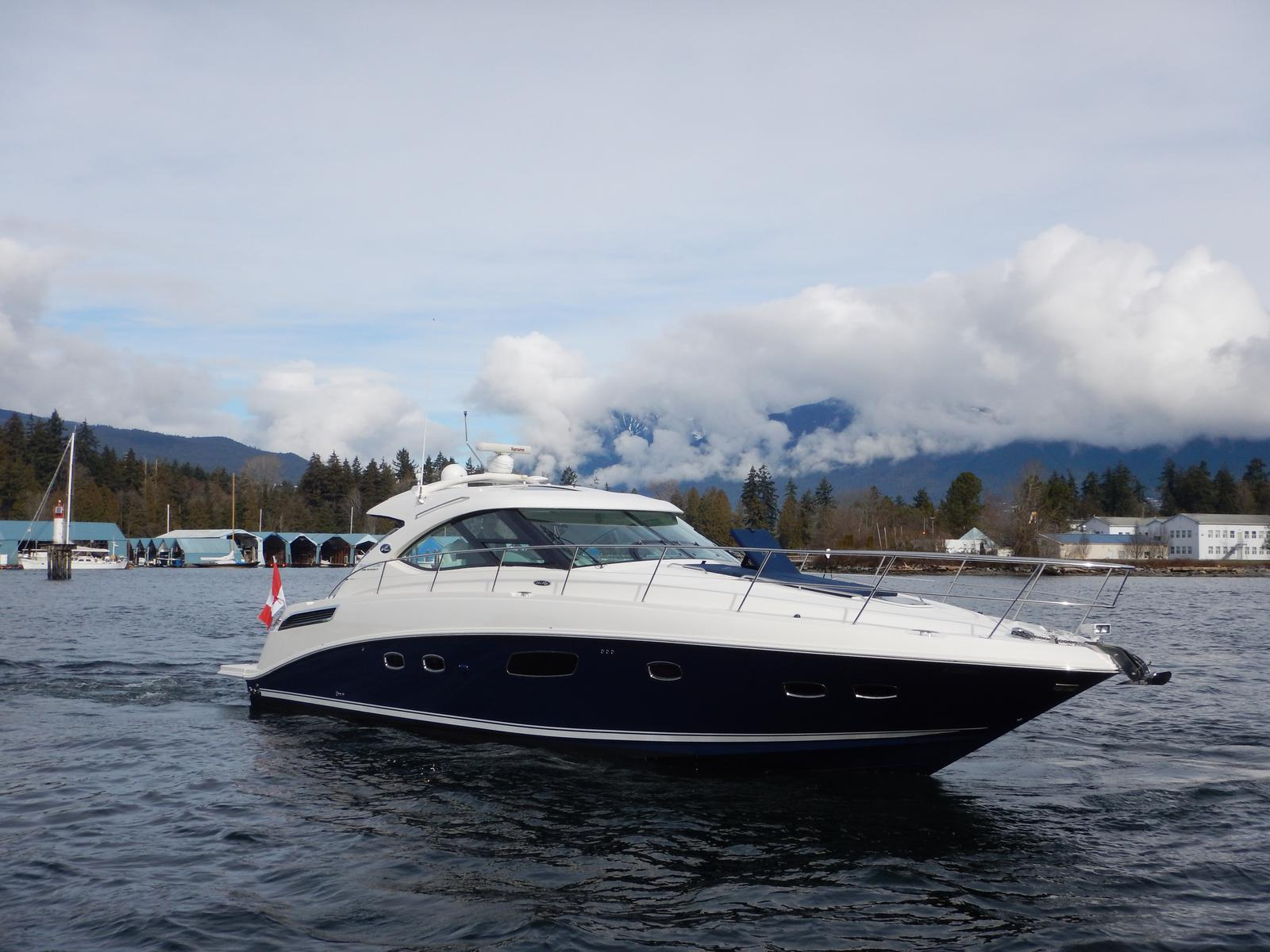 For Sale: 2015 Sea Ray 510 Da 51ft<br/>M & P Yacht Centre At Coal Harbour