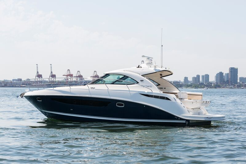 For Sale: 2009 Sea Ray 43 Da 43ft<br/>M & P Yacht Centre At Coal Harbour
