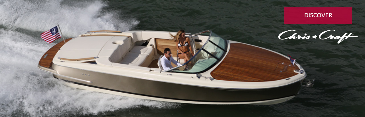 Photo of the Chris Craft 25