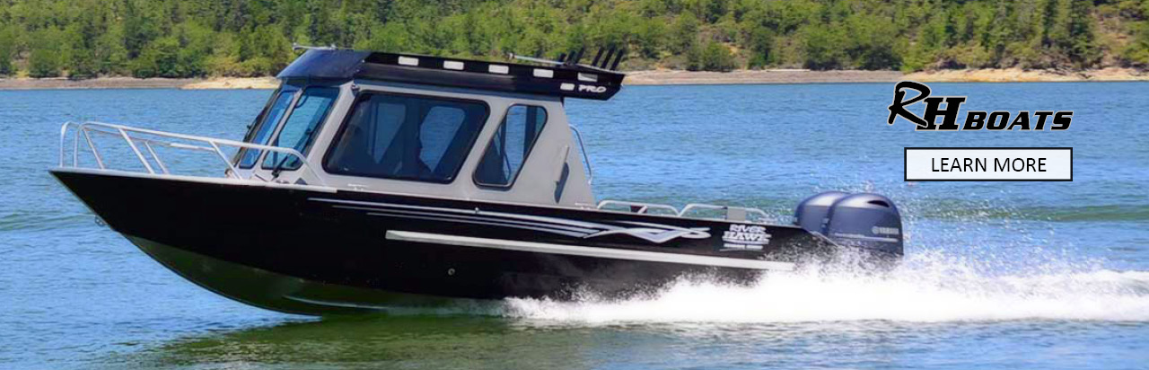 Photo of RH Aluminum Boat
