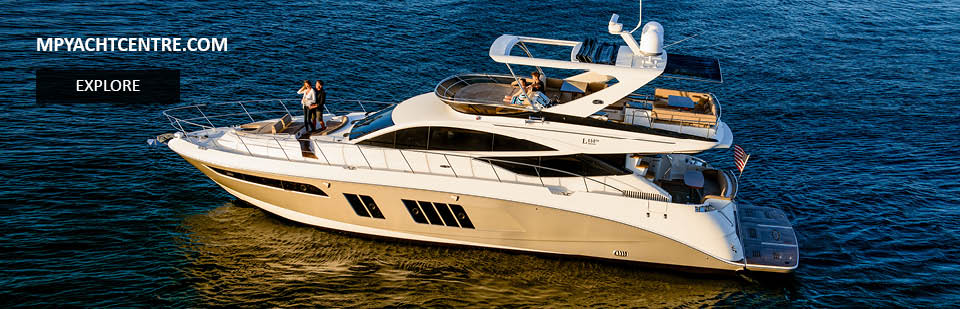 Visit www.mpyachtcentre to view boats & yachts from 28' and up