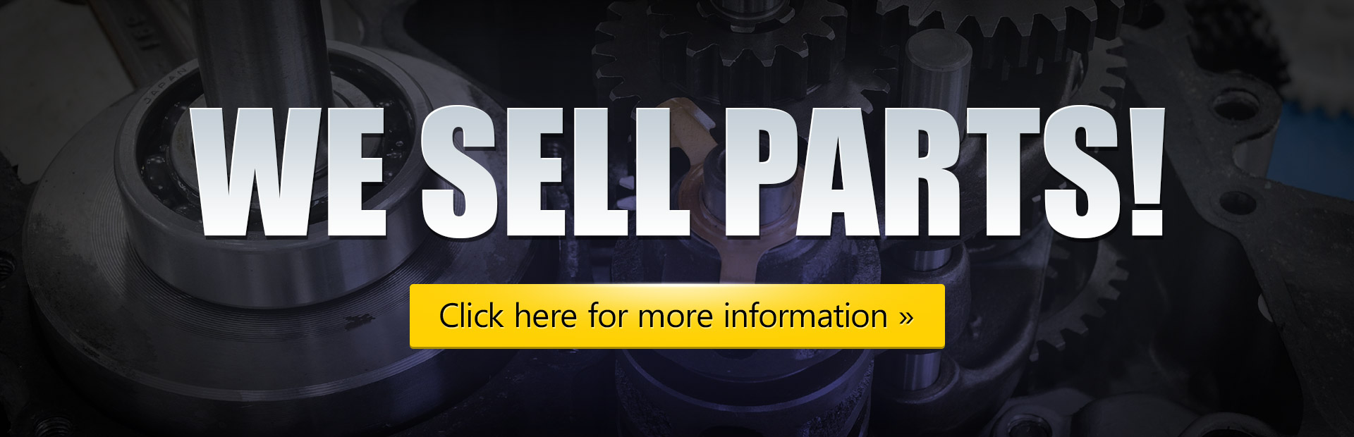 We sell parts! Click here for more information.