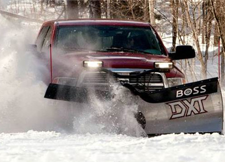 Boss DXT Snow Plow Blades