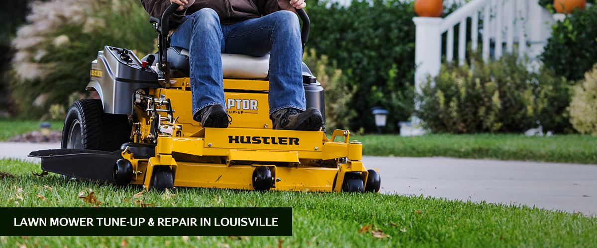 Lawn Mower Tune-Up & Service