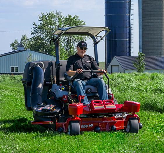Lazer Z Series Zero Turn Mower