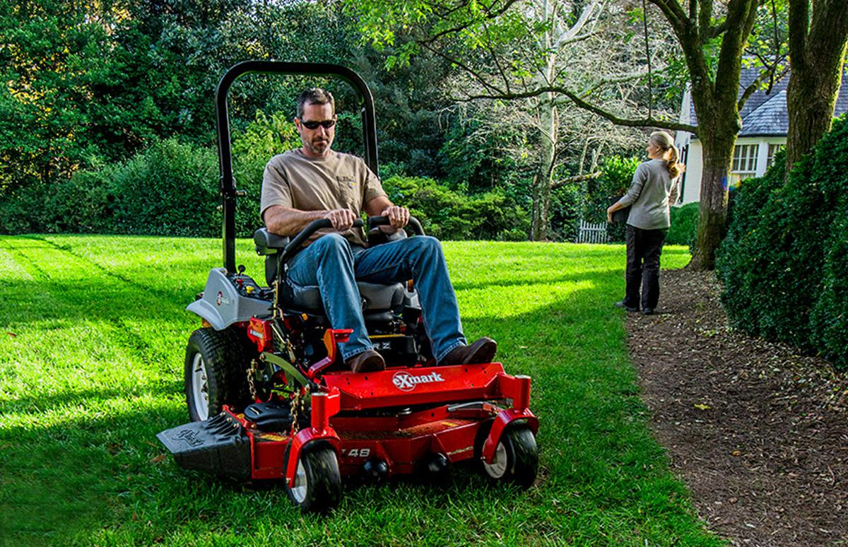 Exmark Zero Turn Mowers