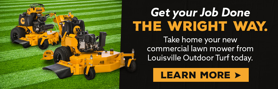Wright Commercial Lawn Mowers in Louisville