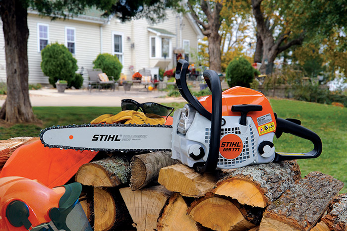 stihl residential chainsaw