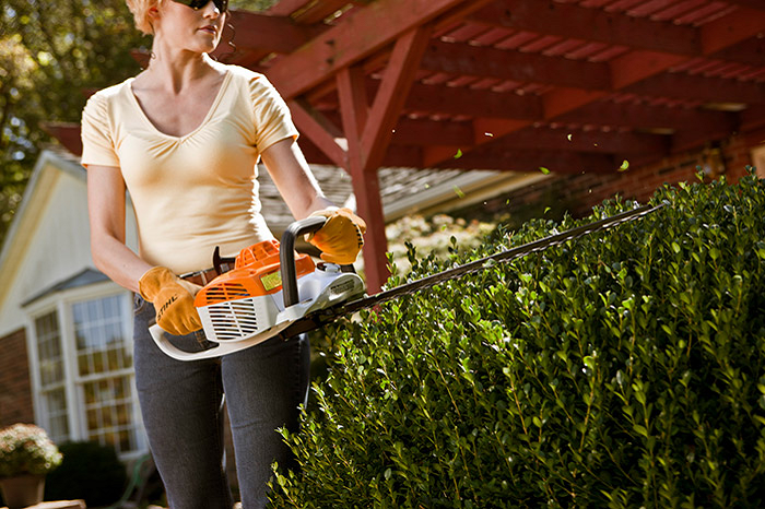 stihl residential hedge clipper