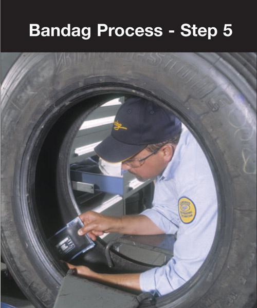 Bandag Process