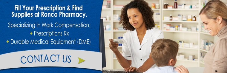 California's #1 Workers' Compensation Pharmacy & Lien-Based Pharmacy.