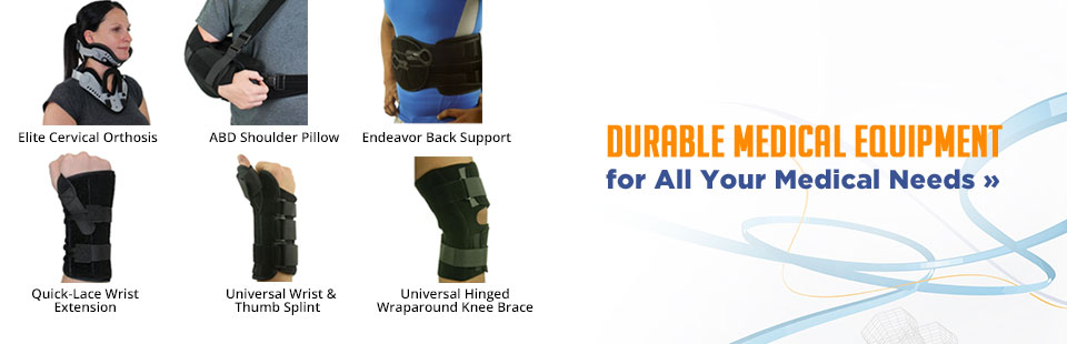 Durable Medical Equipment for All Your Medical Needs