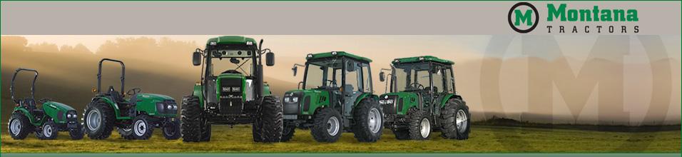 Montana Tractor Parts JOE'S TRACTOR SALES, INC  THOMASVILLE