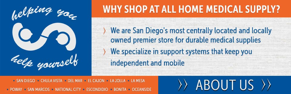 Why choose All Home Medical Supply