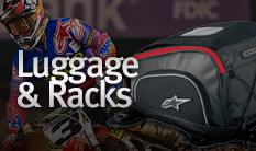 Alpinestars Racing Luggage and Racks