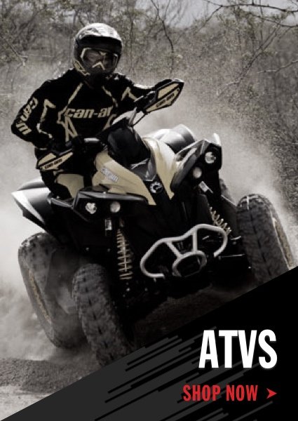 can-am ATVS Shop Now