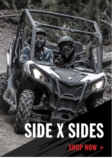 can-am Side X Sides Shop Now