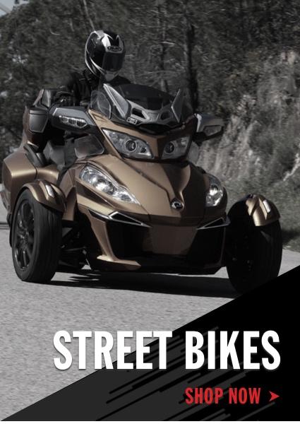 can-am Street Bikes
