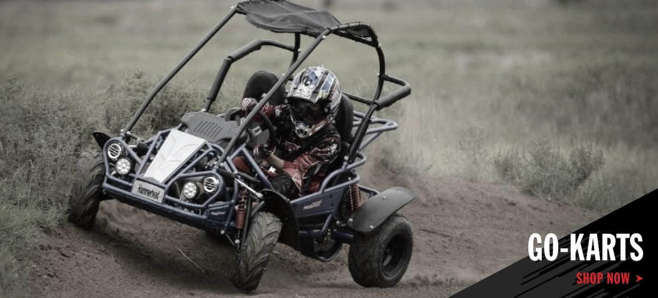 Hammerhead Go-Karts Shop Now