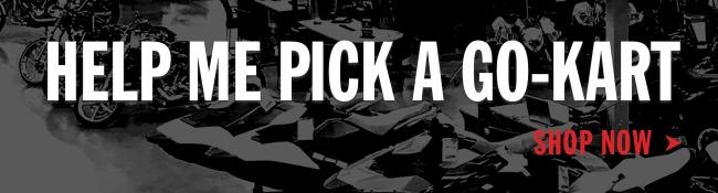 Help Me Pick A Go-Kart Shop Now