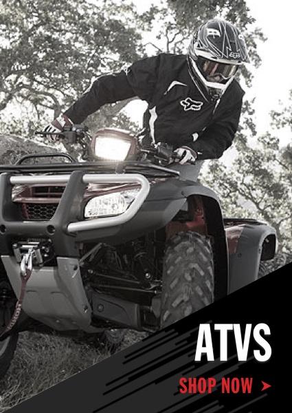 Exceptional Honda ATVS Shop Now