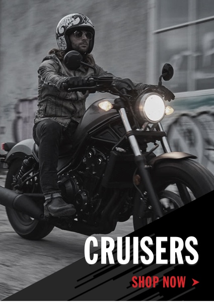 Honda Cruisers Shop Now