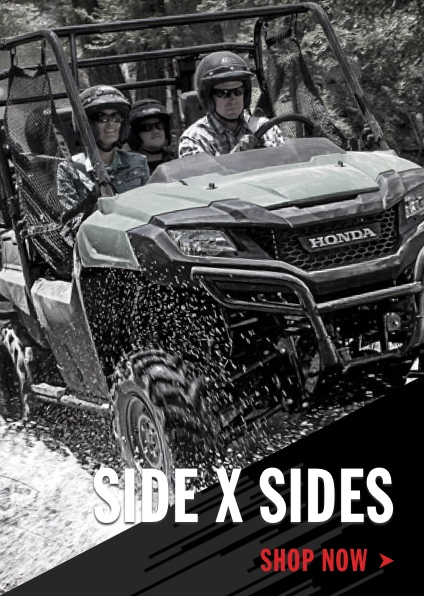 Honda Side X Side Shop Now