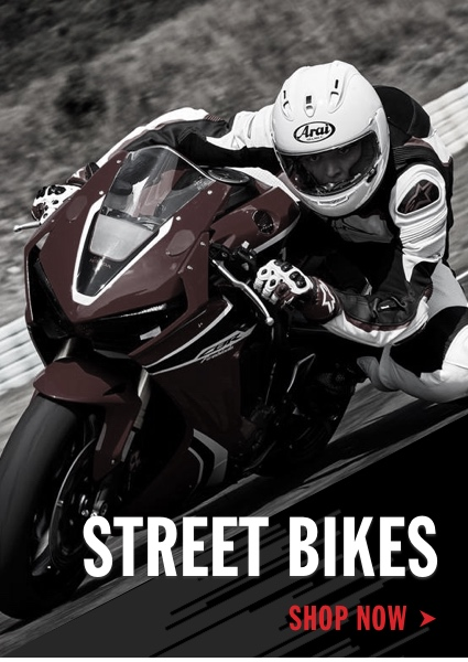 Honda Street Bikes Shop Now