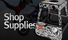 Metal Mulisha Shop Supplies