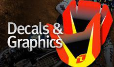 One Industries Decals and Graphics