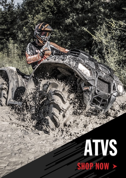Polaris ATVS Shop Now