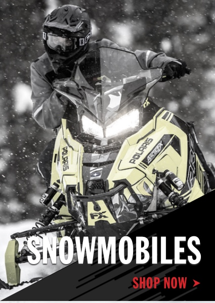 Polaris Snowmobiles Shop Now