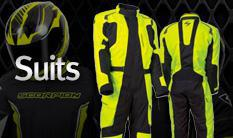 ScorpionExo Racing Suits