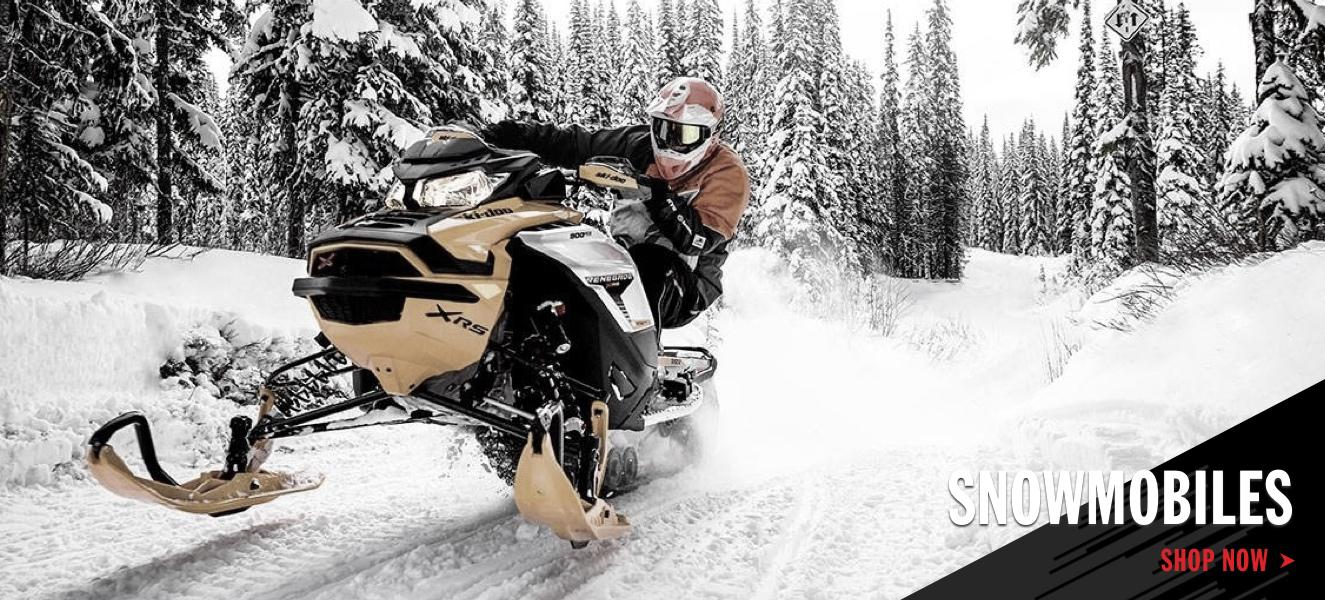 ski-doo Snowmobiles Shop Now
