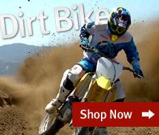 Suzuki Dirt Bike's