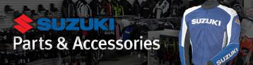 Shop Suzuki Parts and Accessories