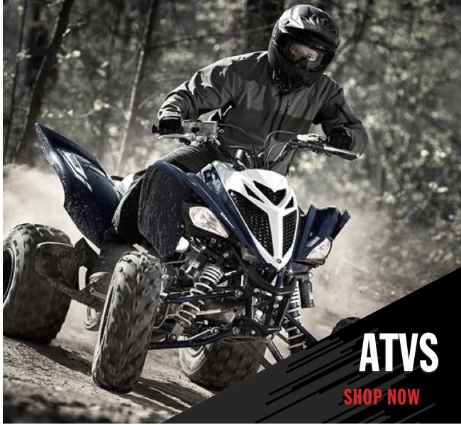 Yamaha ATVS Shop Now