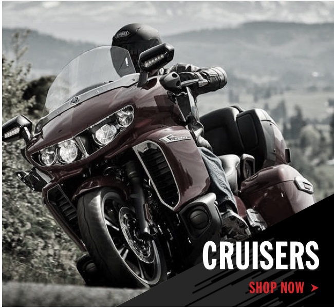 Yamaha Cruisers Shop Now
