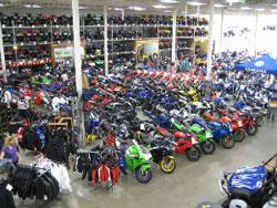 Tousley Motorsports Showroom
