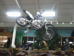 Tousley Motorsports Freestyle Display