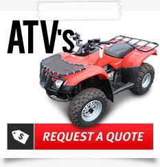 Request a quote for your used ATV