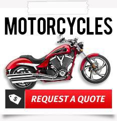 Request a quote for your used motorcycle