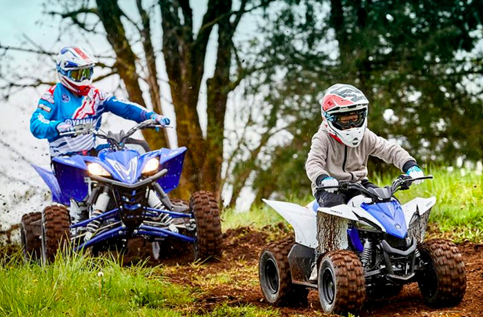 Yamaha Youth ATVs