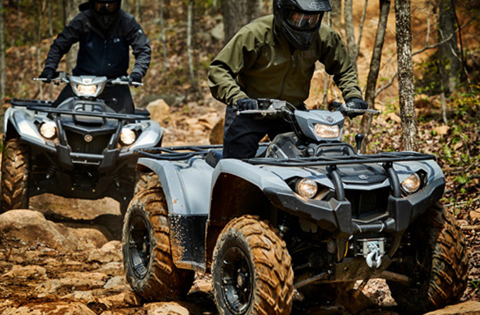 Schedule ATV Services