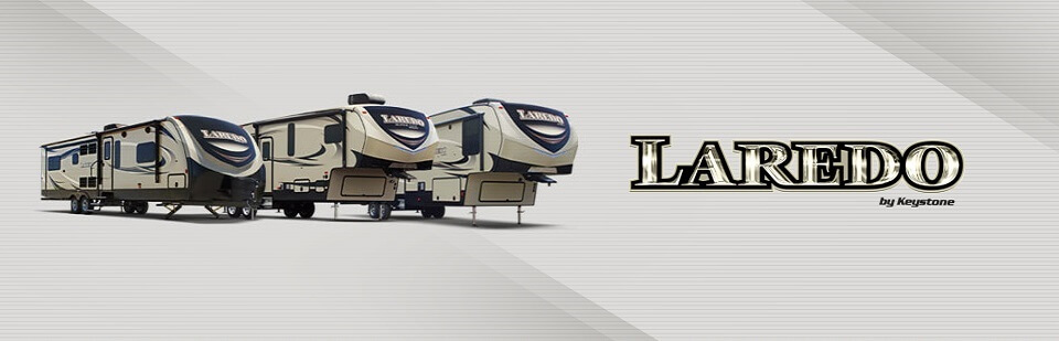 Laredo by Keystone: Click here to view the models.