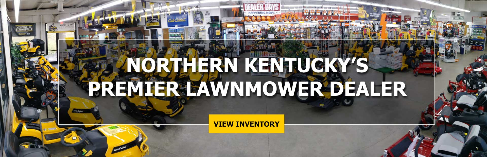 Florence Kentucky Mowers